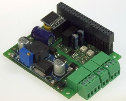 Automation Hat für RaspberryPi