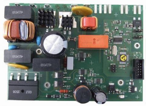 Drehzahlregler für Alztronic-Bohrmschine