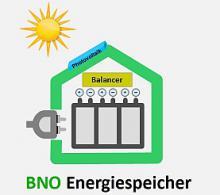 BMS für autarken Energiespeicher